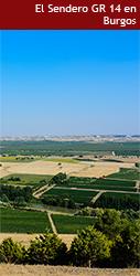 Guía del Sendero GR 14 en la Provincia de Burgos
