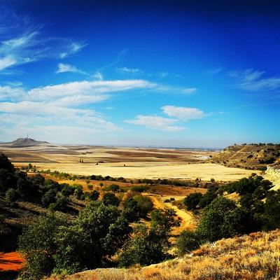 Sendero GR 14 en Zamora: El Culo del Mundo