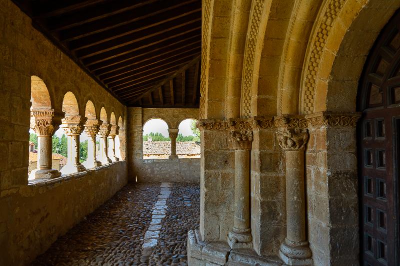 Andaluz: Iglesia de San Miguel Arcángel