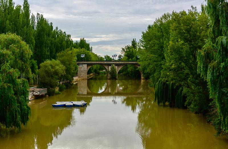 Aranda de Duero: Parque fluvial