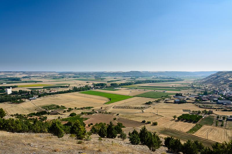 San Martín de Rubiales: Alto de Socastillo