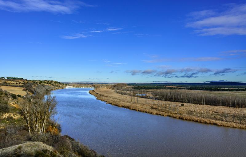 Castronuño: Mirador de la Muela