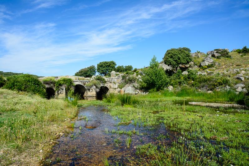 Pereruela: Puente de las Urrietas