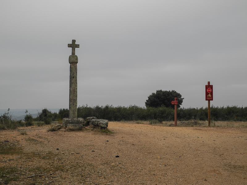 Fornillos de Fermoselle: La Cruz de la Figalina